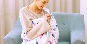 Best nursing covers for breastfeeding