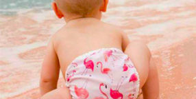 best swim diaper for breastfed baby