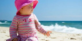 best sun protection hats for babies