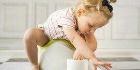 potty training tips for girls