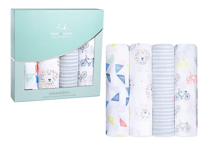Aden and Anais swaddle Swaddle Blanket