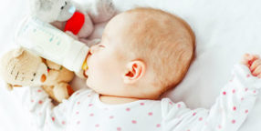 How to Warm a Baby Bottle