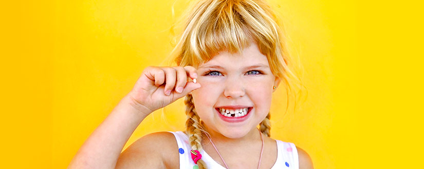 How Many Baby Teeth Fall Out