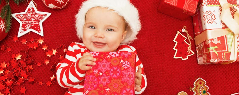 Best Christmas Gifts Ideas for a baby