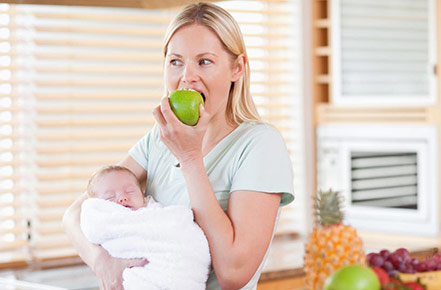 What Not to Eat When Breastfeeding