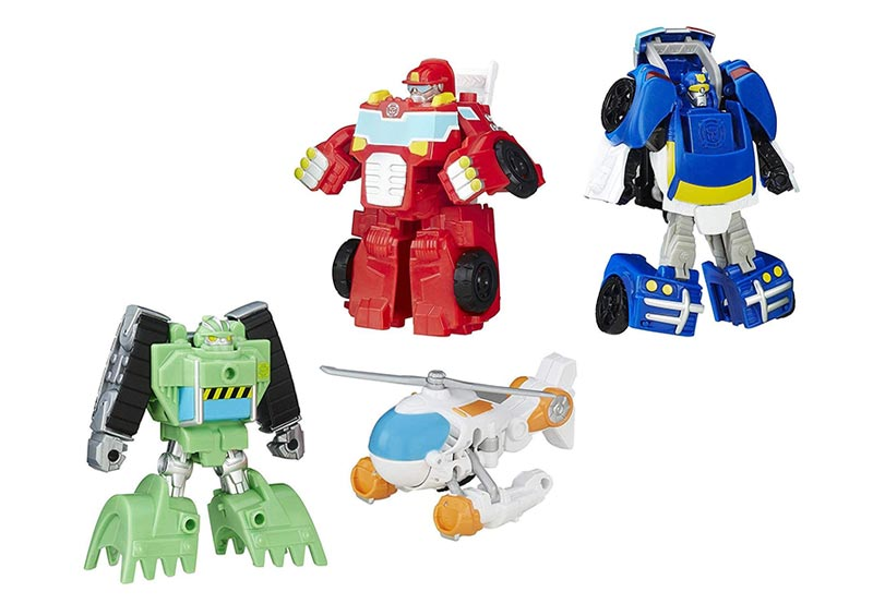 Playskool Heroes Transformers