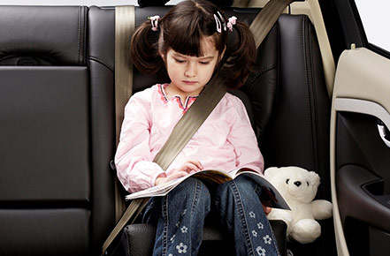 When can a Child to Go Into a Booster Seat?