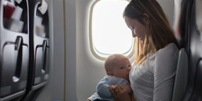 Flying With Breastmilk