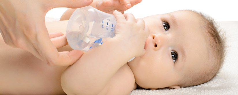 When Can You Give a Baby Water