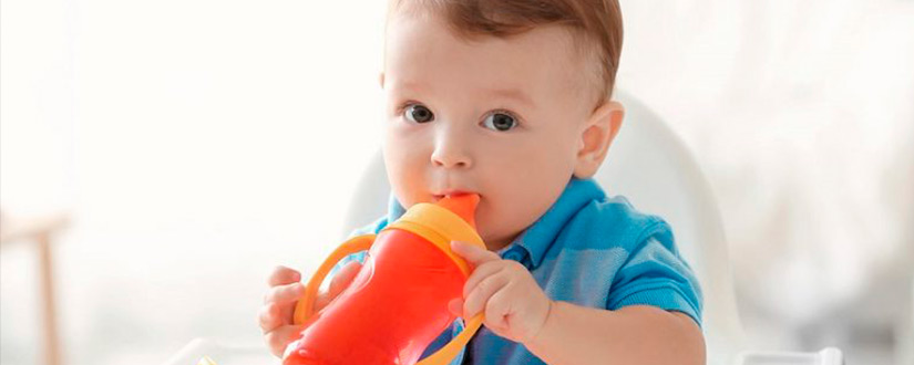 Best Way to Start Using Sippy Cups