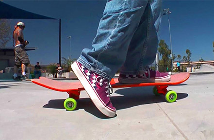 How to Learn to Skateboard