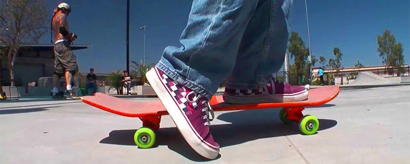 Learning Skateboard: major facts and techniques