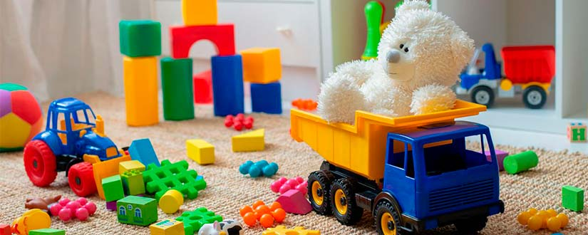 Types of Toys: Recommended By Age