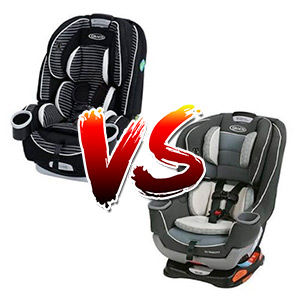 Graco Extend2fit Vs 4ever